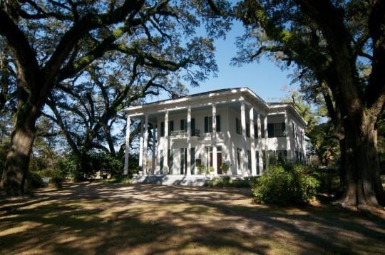 The Bragg-Mitchell Mansion